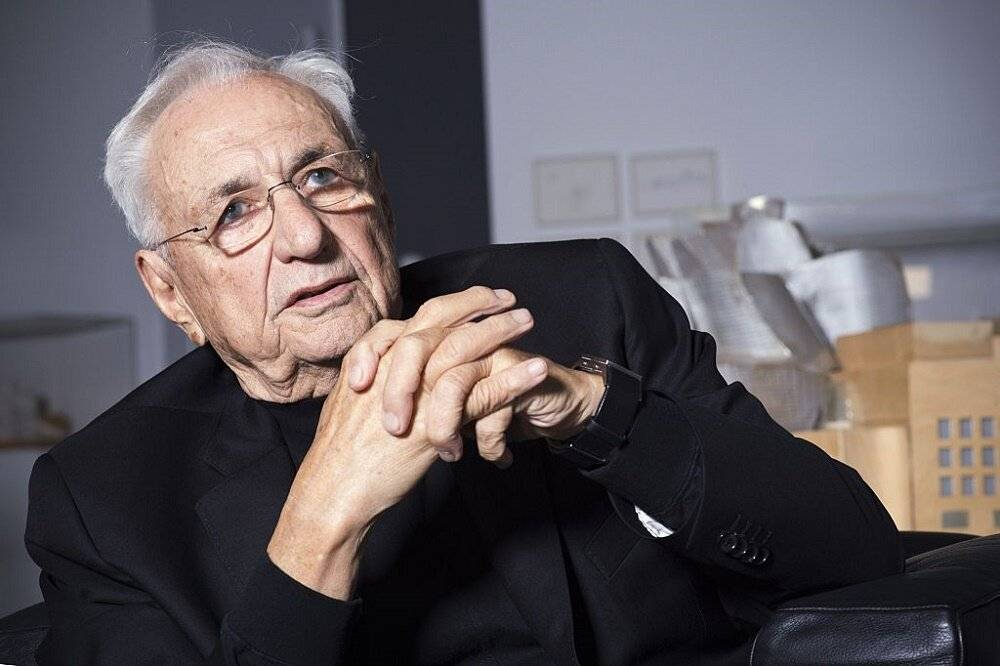 Архитектор фрэнк гери: биография, фото