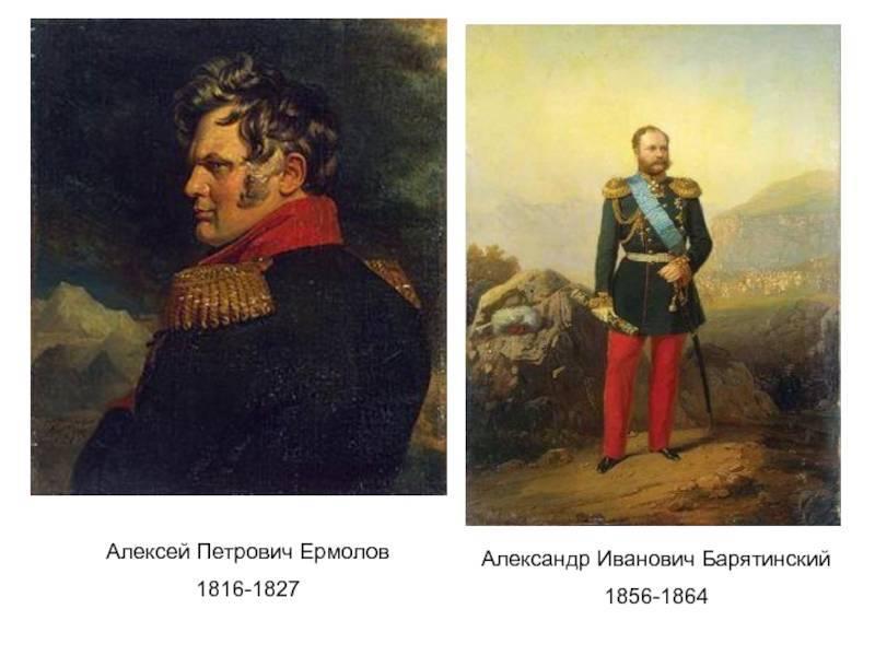 Ермолов, алексей сергеевич