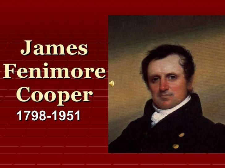 Фенимор купер - биография, информация, личная жизнь