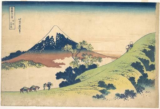 Кацусика хокусай: выдающийся японский художник укиё-э • yumenohikari